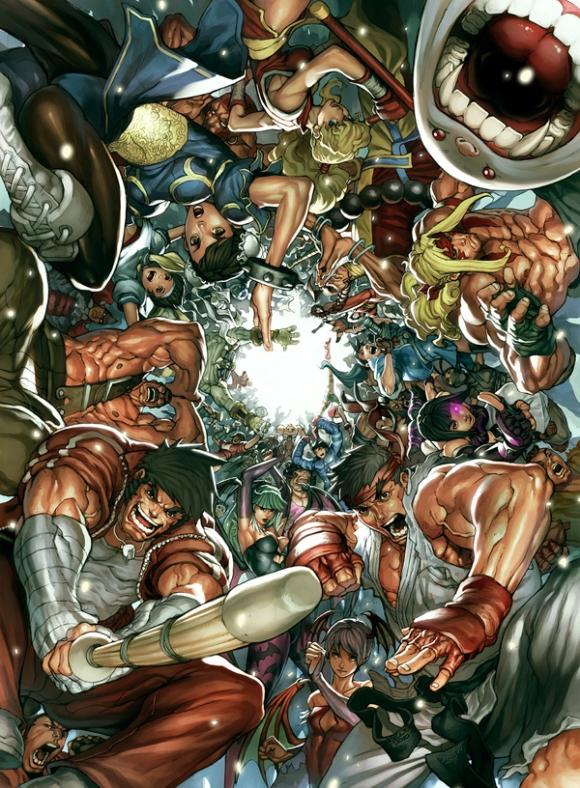 Street Fighter por NgBoy
