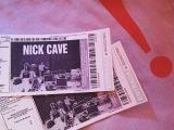 Nick Cave: he's a god, he's a man, he's a ghost, he's a guru.